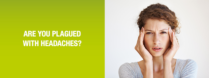 Could your headaches or migraines come from wrong food?